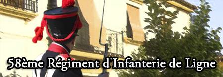 58_Regiment_Infanterie_de_Ligne_grupo_Recreacion_Historica_Malaga