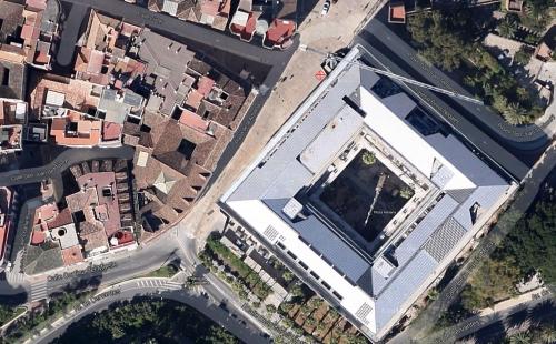Propuesta_emplazamiento_ubicacion_monumento_estatua_Teodoro_Reding_Málaga_gobernador_general_Asociacion_entorno_Aduana_Cister_Alcazabilla_Museo_de_Malaga