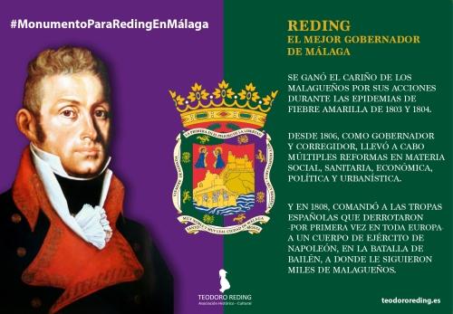teodoro_reding_malaga_monumento_theodor_asociacion_historico_cultural_estatua_general_gobernador_corregidor