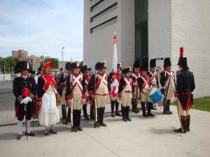 Regimiento_Suizo_Reding_bicentenario_batalla_Talavera_Reina
