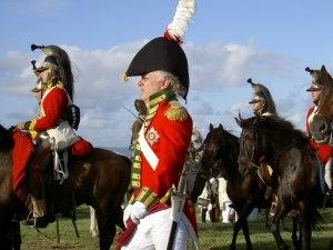 Moore y la caballería británica