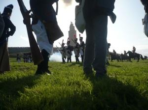 Recreación_batalla_elviña_Coruña_2009 2