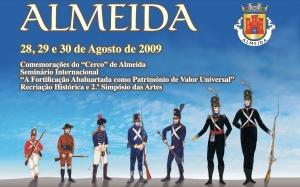 Recreación_Cerco_Almeida_2009_Portugal