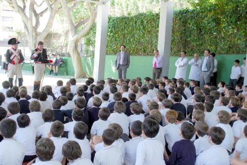 Colegio_Asociacion_Teodoro_Reding_Malaga_Recreacion_Historica