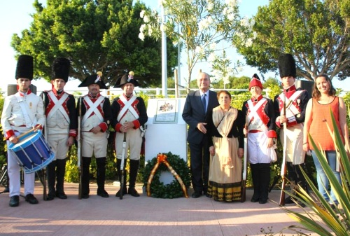 Inauguracion_monolito_defensores_Malaga_5_febrero_1810_2013_Teatinos