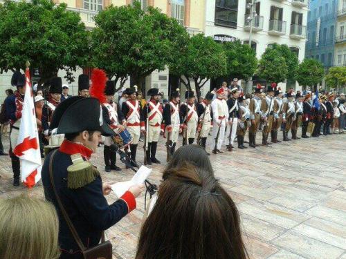 Homenaje_Teodoro_Reding_Malaga_2014_discurso_Jon_Valera_Plaza_de_la_Constitucion_Bicentenario_Guerra_Independencia_1808_1814