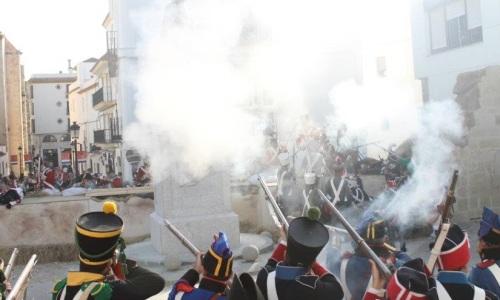 Recreacion_Historica_Sitio_Tarifa_Cadiz_1812_asalto_brecha_muralla