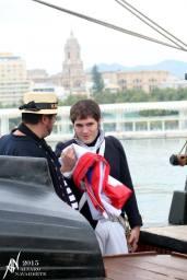 Travesías históricas por la bahía de Málaga en un barco corsario del siglo XVIII - Asociación Teodoro Reding