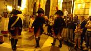 Participación de la Asociación Teodoro Reding en la procesión extraordinaria de la Hermandad de Viñeros en su IV Centenario