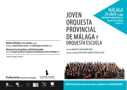 Diptico_JOPMA_concierto_homenaje_Reding_Malaga
